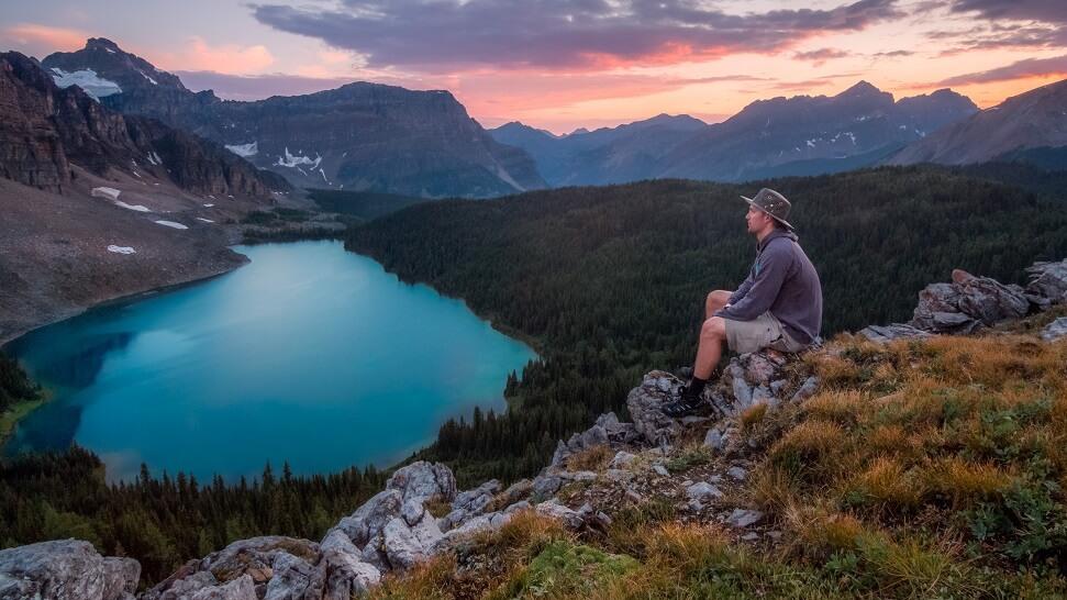 Self-improvement through meditation